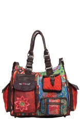 Handtassen Desigual Mini London Gallactic