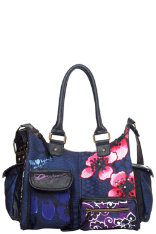 Handtaschen  Desigual London Flores David
