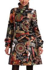 Abrics & Jaquetes Desigual Collage Femina