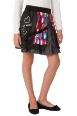 Skirts & Trousers Desigual Domuyo