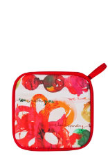 Manoplas Desigual Potholder Loverparty