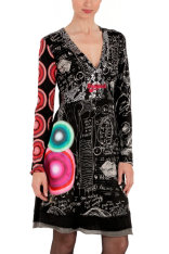 Vestidos Desigual Betty