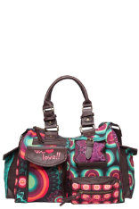 Bolsos Desigual London Gallactic Living