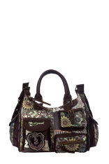 Bolsos Desigual Mini London Militar Sex