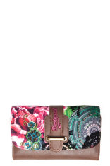 Wallets Desigual Maria Garden Flamenco