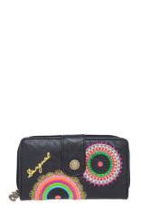 Monederos Desigual Embroidery