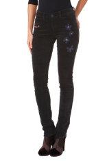 Pantalones & Jeans Desigual Flores