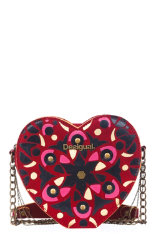 Bolsos Desigual Cor Heart Beating