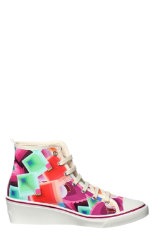 Baskets Desigual Wedge Estrella