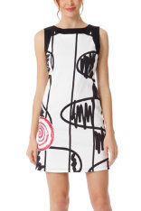 Black & White Desigual Aume