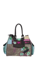 Bolsos & Accesorios Desigual London Medium S Patch