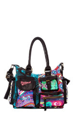 Bolsos Desigual London Medium-Estambul