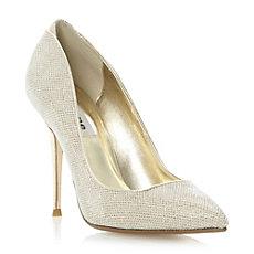 Steve madden Leena Sm Metal Heel Pointed Court Shoes in