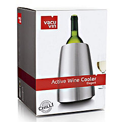 Vacu Vin Stainless Steel Wine Cooler