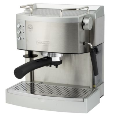 Delonghi Coffee Maker Sainsburys : Delonghi+Pump+Driven+Espresso+and+Cappuccino+Machine