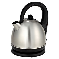 Sainsburys Stainless Steel Traditional Rapid Boil Cordless Kettle