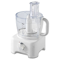 Kenwood Multipro Food Processor White Grey