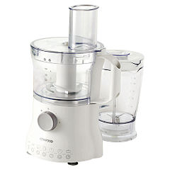 Kenwood Multipro Compact Food Processor White