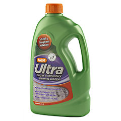 Vax Ultra Carpet and Upholstery Cleaning Solution 1.42l