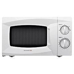 daewoo kor6l15sl 20lt silver microwave. Black Bedroom Furniture Sets. Home Design Ideas