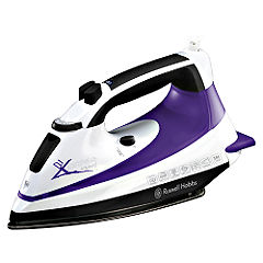 Russell Hobbs Ceramic Soleplate Steam Xpress Iron