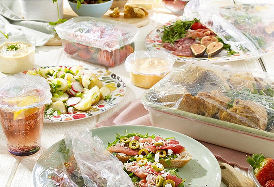Smart & Easy - Covermate Food Covers