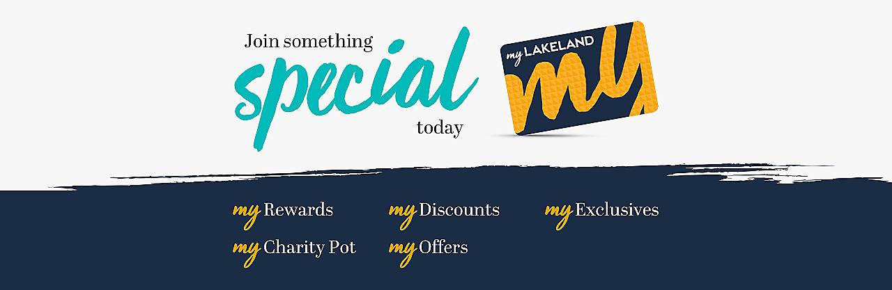 Join something sepcial today - myLakeland